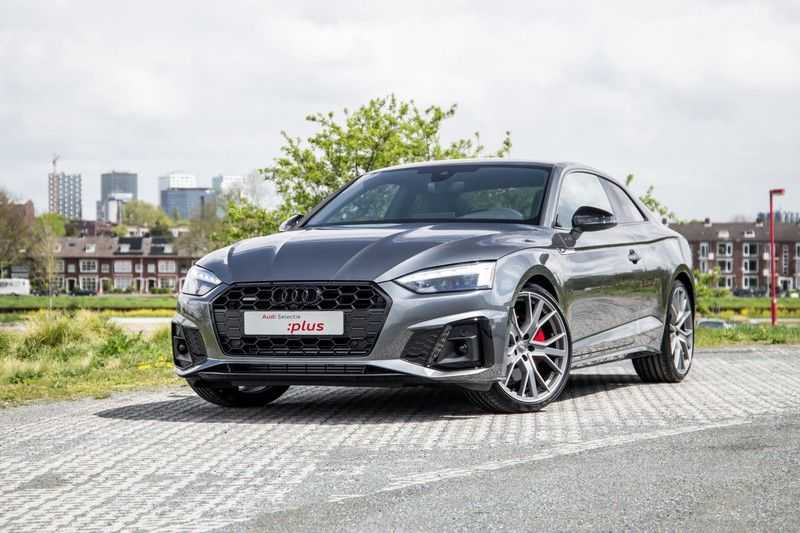 Audi A5 Coupé 45 TFSI quattro S edition Edition One   2 x S-Line   Navigatie   360 Camera  Head-Up Display   Leder/carbon interieur   Matrix LED   S-Sportstoelen   Garantie tot 10-2025* afbeelding 8