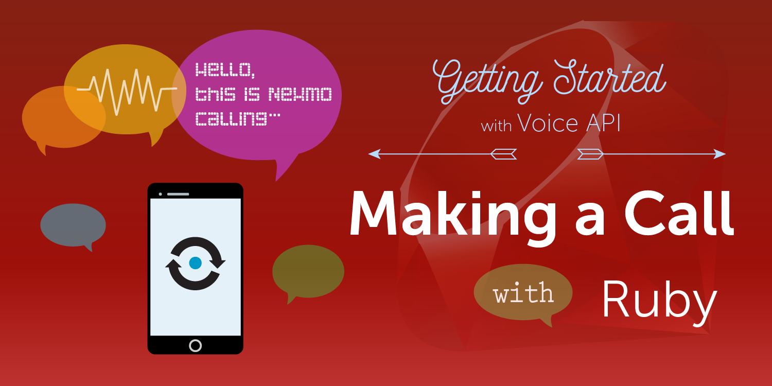 Make an Outbound Text-to-Speech Phone Call with Ruby on Rails