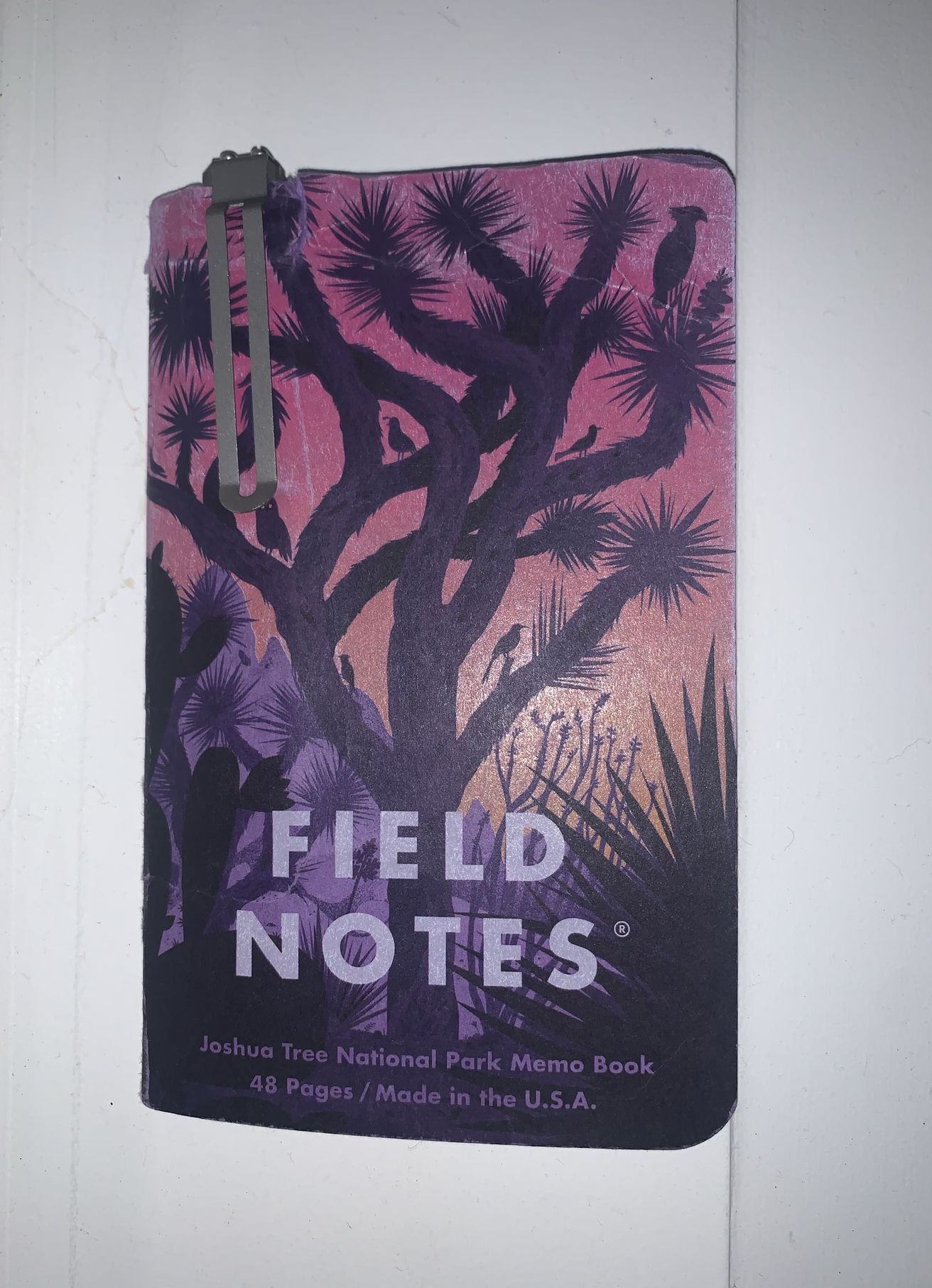 My Field Notes with the Pen Type C