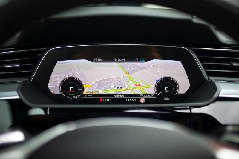 Audi e-tron 55 Quattro *Advanced / B&O / Pano / ACC / 4% Bijtelling €175,- P.M.* afbeelding 5