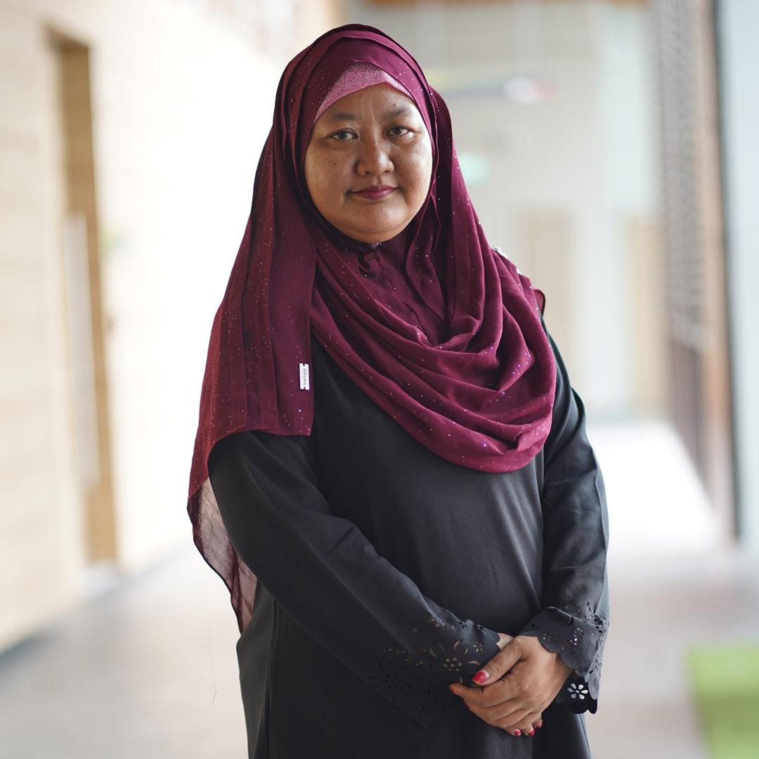 Siti Wahidah, 47, MAEC Volunteer