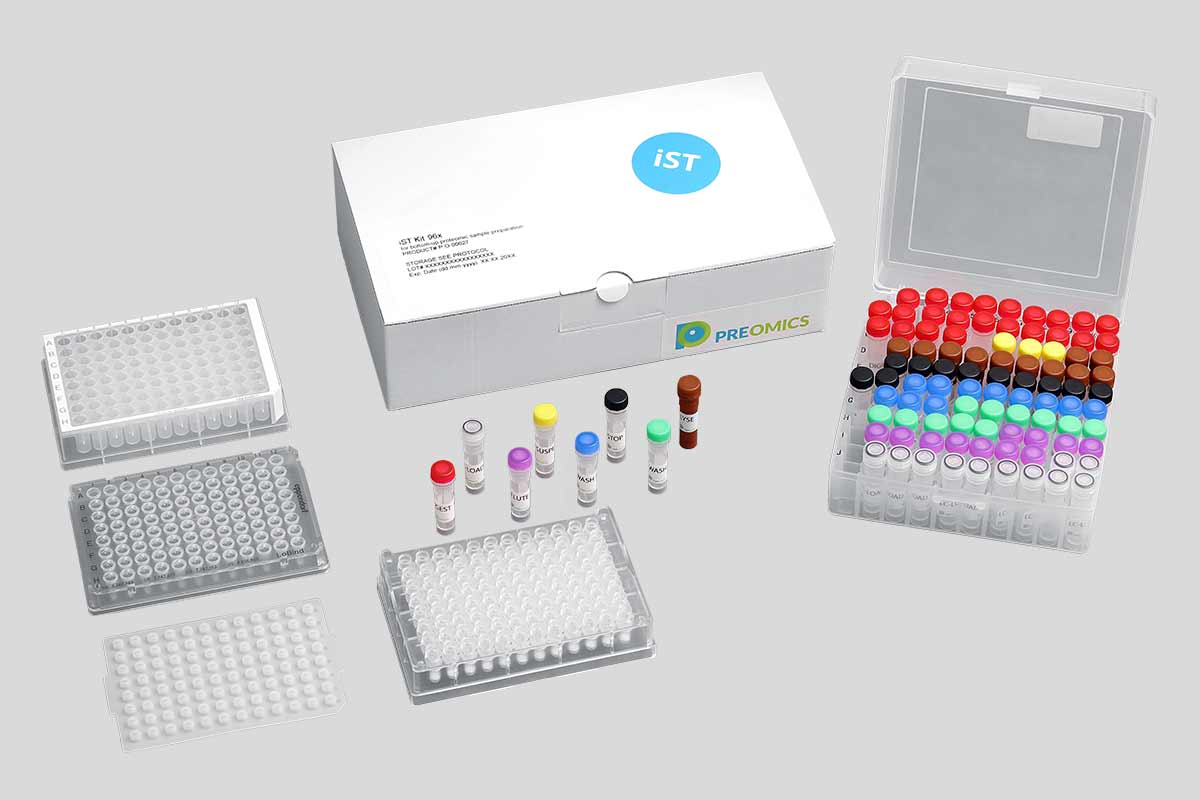 Sample Preparation Kit iST