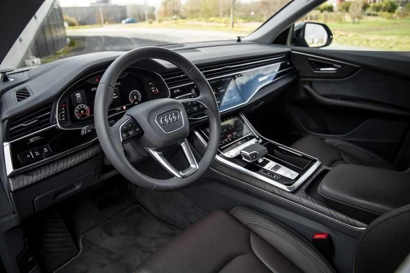 Audi Q8 55 TFSI quattro 340PK | Pano.dak | S-Line | 360 Camera | Adapt.cruise | Head-Up | B&O Advanced Sound | Massage/ventilatie/verwarmde Stoelen | Matrix LED | Full option | afbeelding 22