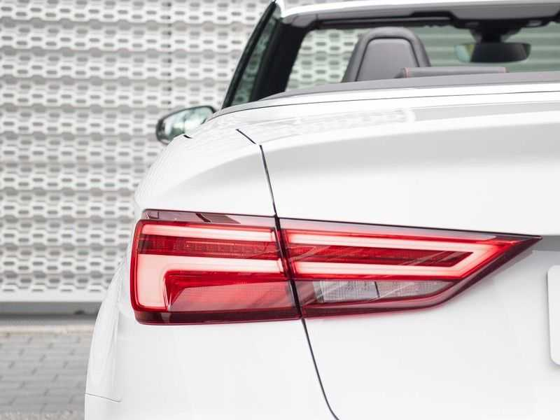 Audi A3 cabriolet 2.0 TFSI S3 quattro | B&O Sound | Adapt.Cruise | Dynamic RED | Stoelverwarming | LED | Climate-control | afbeelding 3