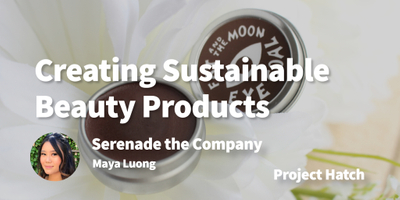 featured image thumbnail for post How I Created a Zero-Waste Beauty Brand