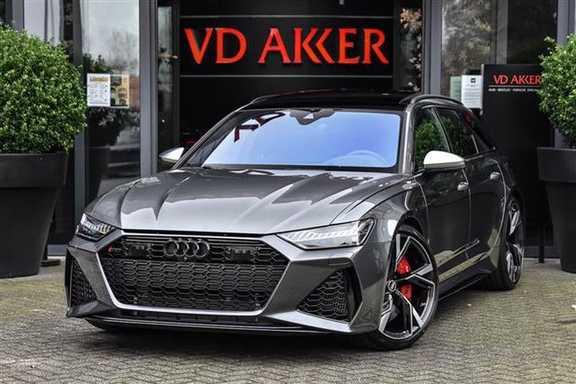 Audi RS6 DYNAMIC PLUS+DESIGNPAKKET+SP.ONDERSTEL NP.238K