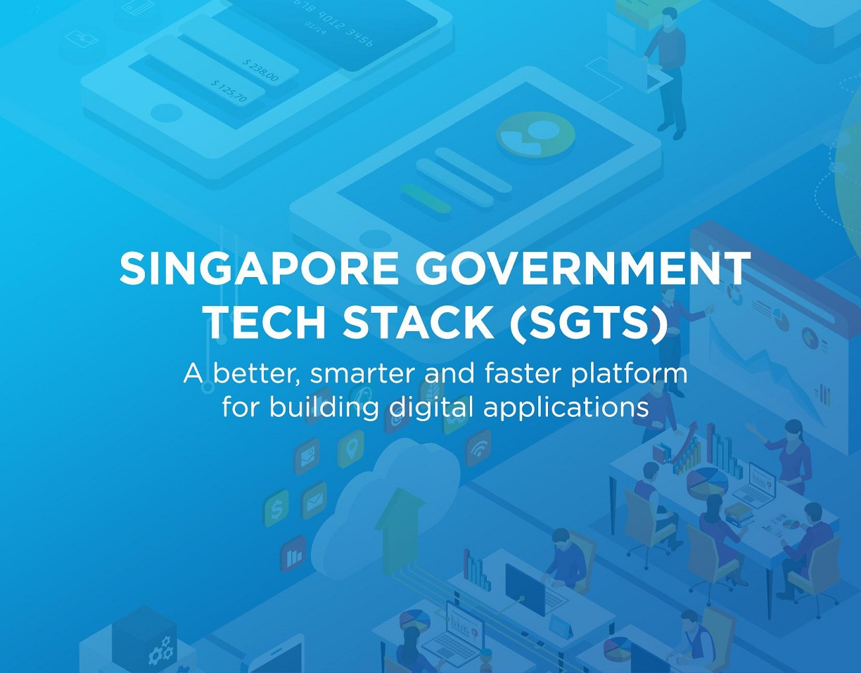 Image for Singapore Government Tech Stack