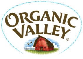 The Organic Valley logo.