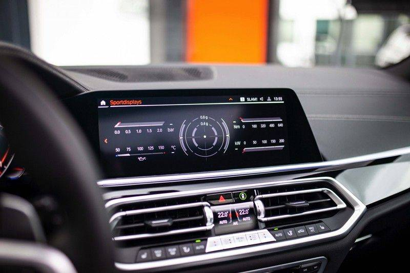 BMW X5 xDrive30d High Executive *M Pakket / Laser / Pano / HUD / Keyless / Trekhaak* afbeelding 15