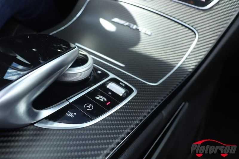 Mercedes-Benz C-Klasse C 63 S AMG Coupé Edition 1 Pano Schalensitze afbeelding 14