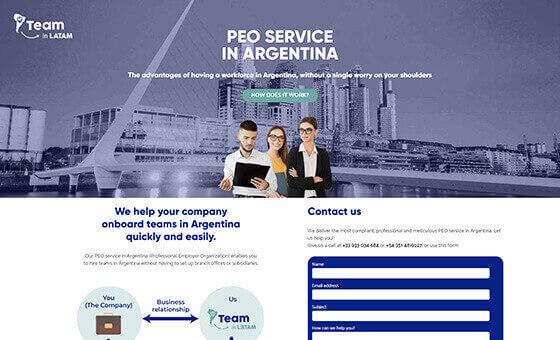 PEO Argentina