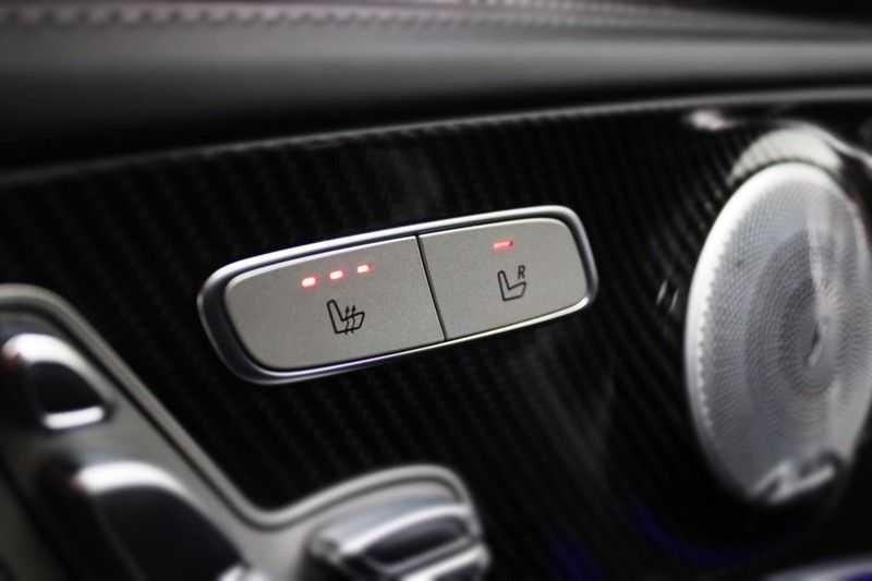 Mercedes-Benz E-Klasse 63 S AMG 4Matic-plus|kuipstoelen|pano|carbon afbeelding 17