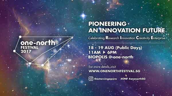One-north Festival 2017