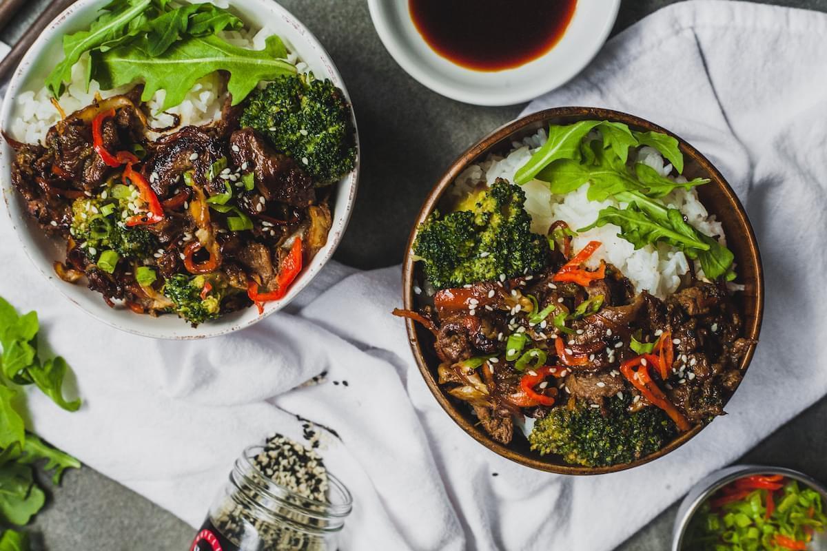 Beef bulgogi – Korean style beef perfection