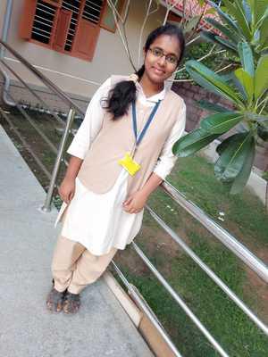 Gayathri Ravipati's photo