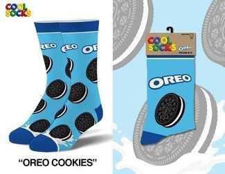 Cool Socks Oreo His Socks