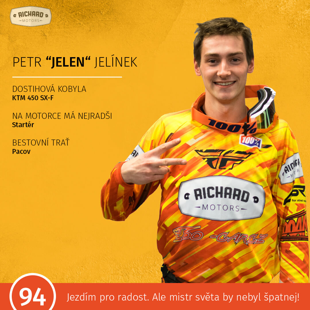 "Petr ""Jelen"" Jelínek"