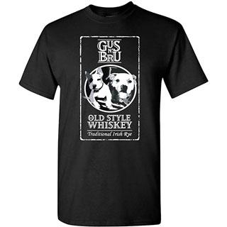 Gus N Bru T-Shirt, based on the whiskey of Letterkenny