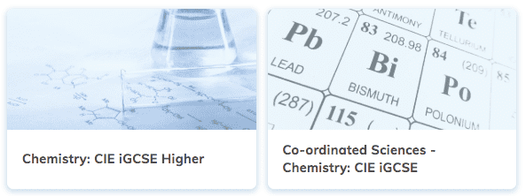 CIE iGCSE Chemistry Revision