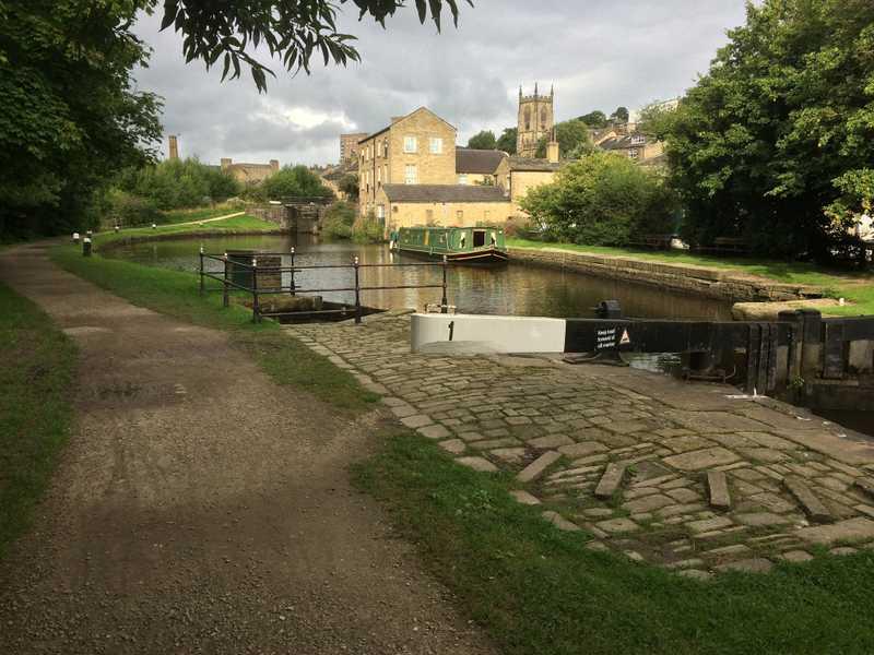 Sowerby Bridge Canal