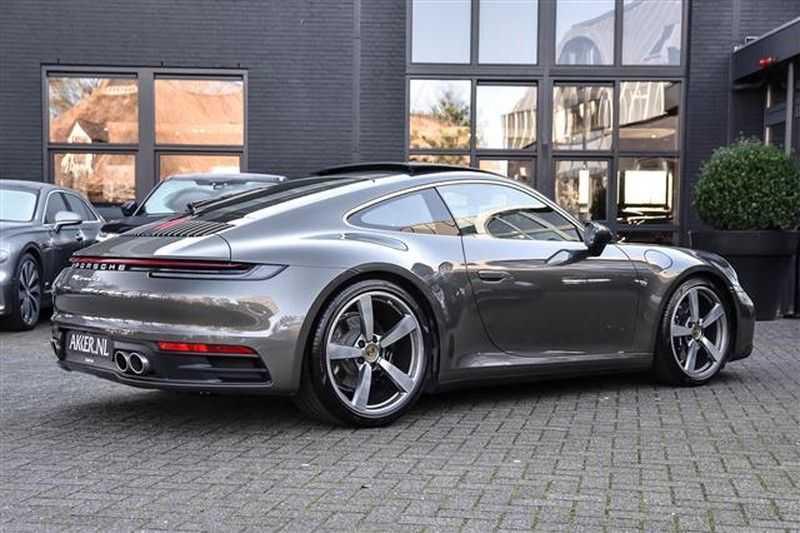 Porsche 911 4S PDCC+4WSTURING+BURMESTER NP.220K afbeelding 18