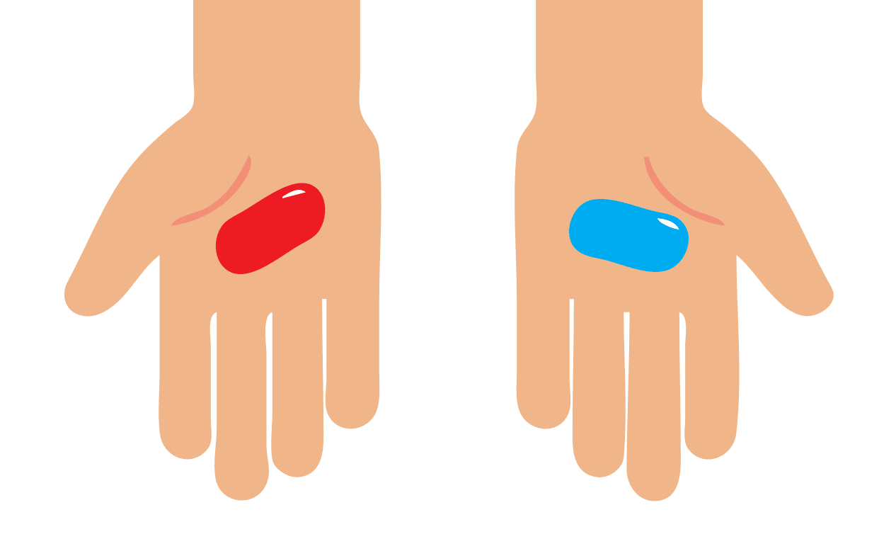 Red pill or Blue pill? Answering an acquisition offer