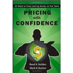 Pricing with Confidence book cover