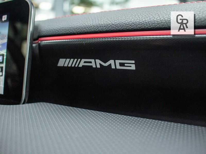 Mercedes-Benz CLA35 AMG klasse CLA35 AMG 4MATIC Premium Plus afbeelding 25