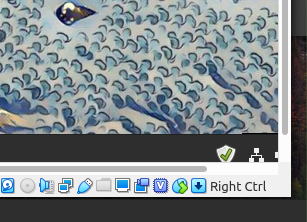 scrollbar virtualbox6 1