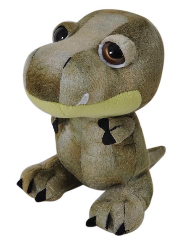 "The Petting Zoo: 7"" Bright Eye T-Rex"