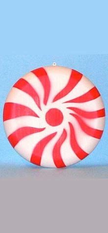 Peppermint Candy Disk photo