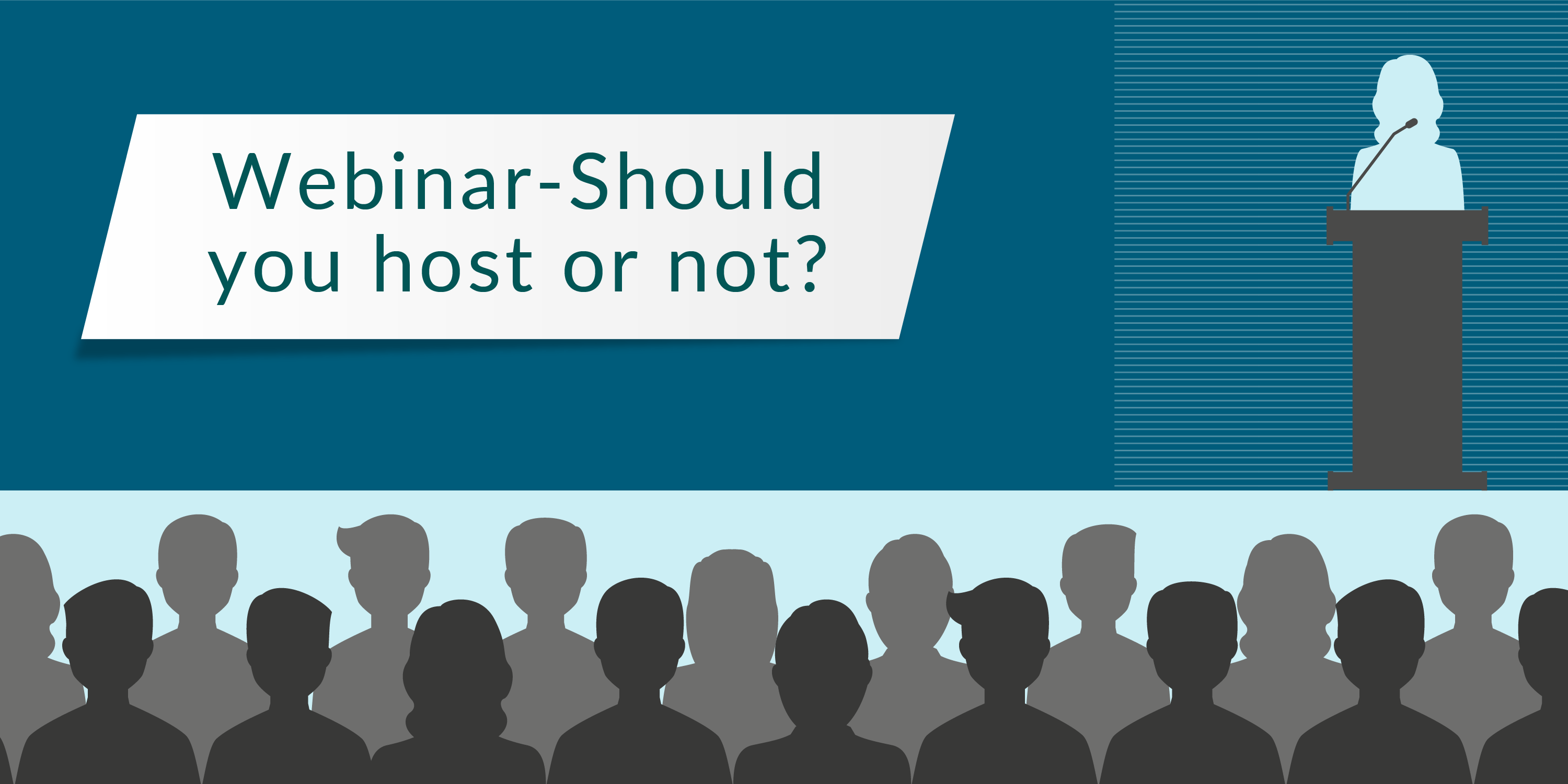 how to launch a webinar