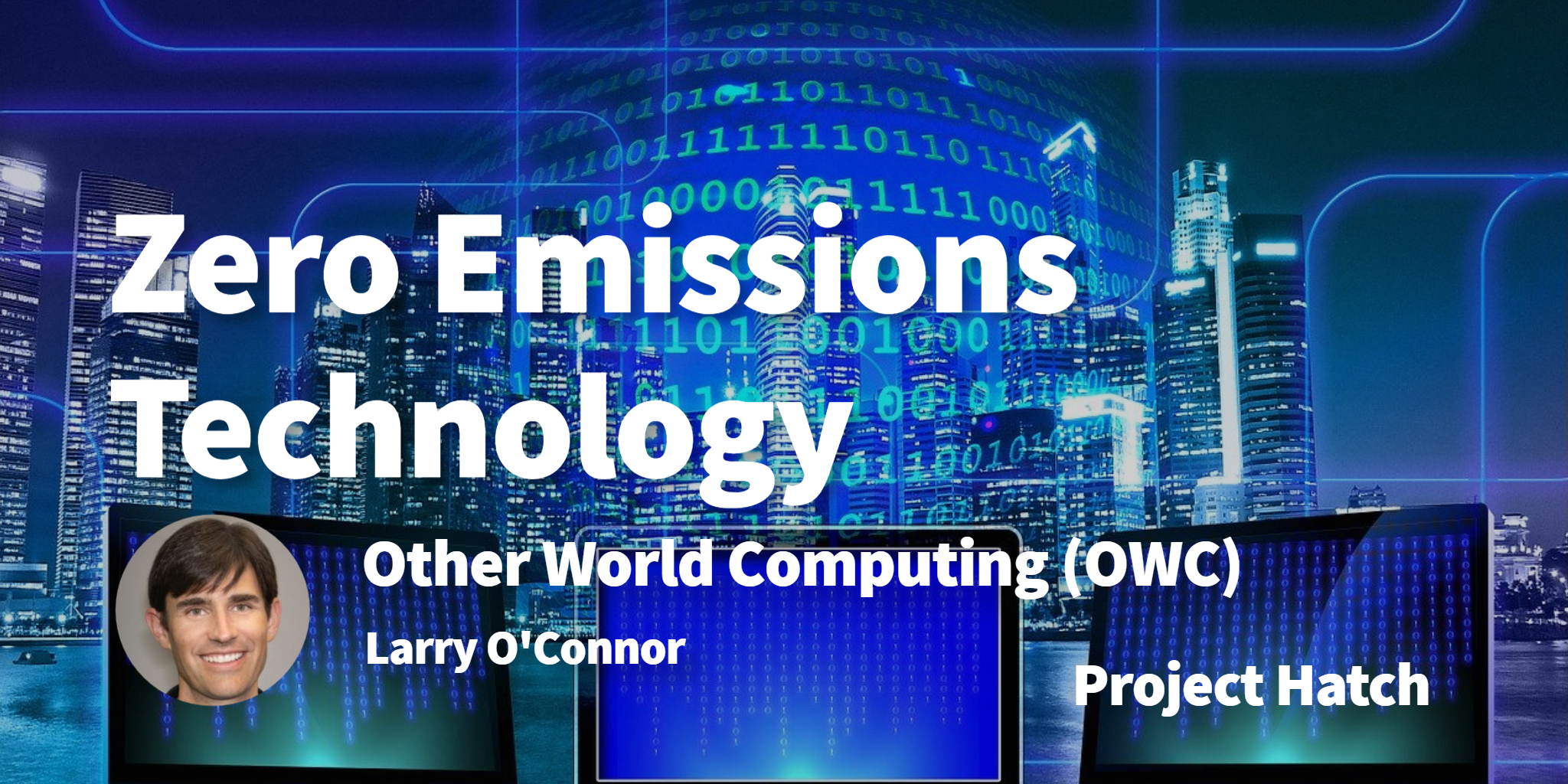 Other World Computing Larry O'Connor