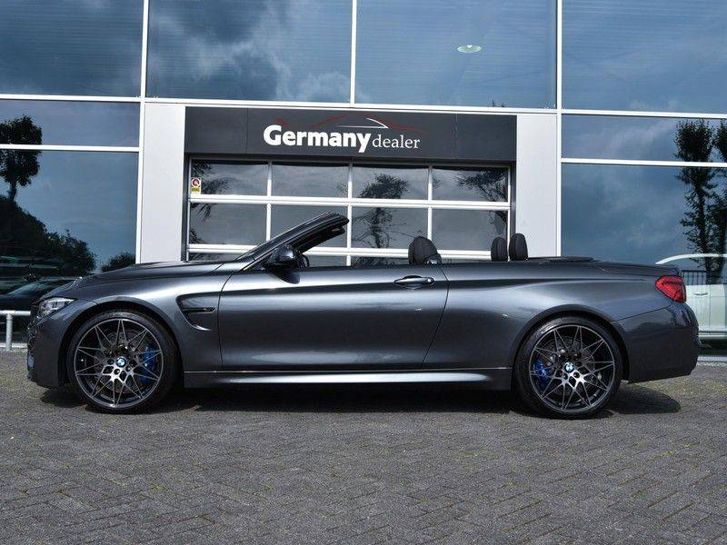 BMW M4 Cabrio Competition DCT 450pk HUD H/K DAB Adaptive-LED Memory 20inch afbeelding 14
