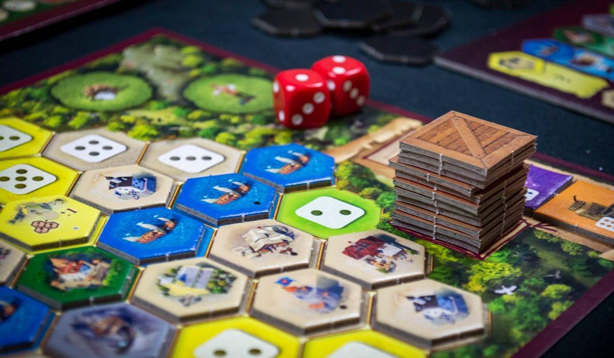 The Castles of Burgundy – építsd a királyságod dobókockákkal!