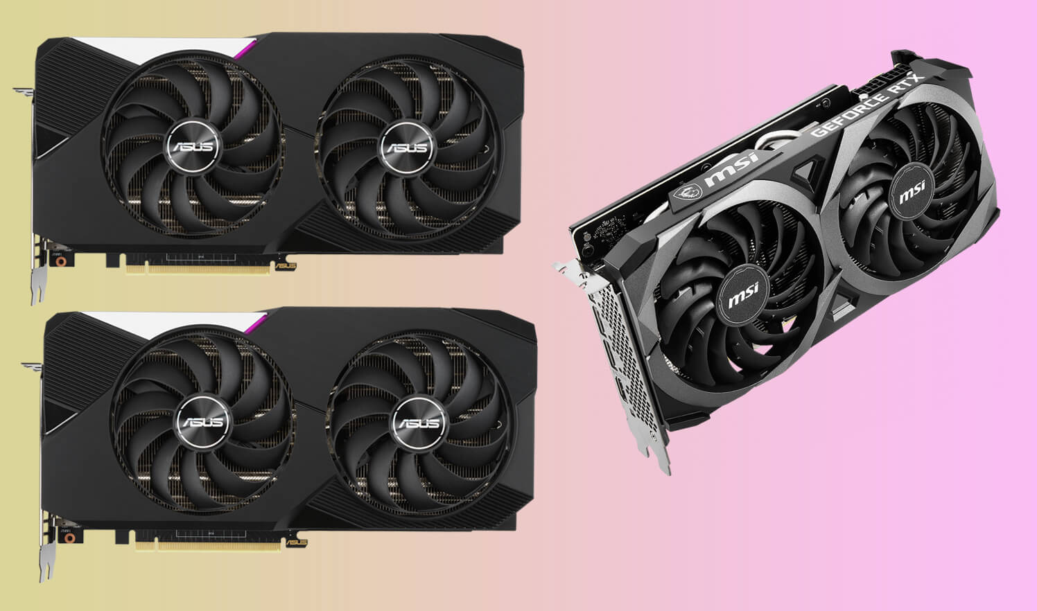 The Best GeForce RTX 3070 Graphics Cards