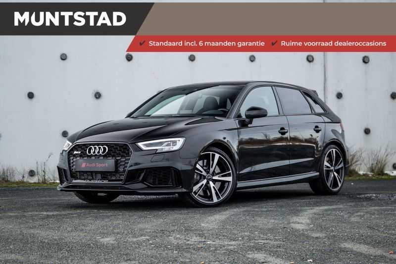 Audi RS3 Sportback 2.5 TFSI quattro   MMI-Nav   B&O Sound   Keyless entry   Pano. dak   Matrix Led   Virtual cockpit   afbeelding 1