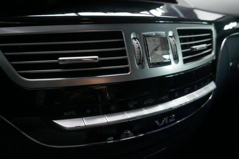 Mercedes-Benz S-Klasse 600 GUARD VR7 Pantser afbeelding 19