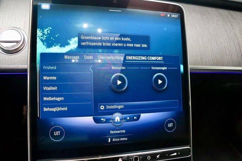 Mercedes-Benz S-Klasse 350d 4Matic Lang AMG Line  VOL Meedraaien as  afbeelding 25