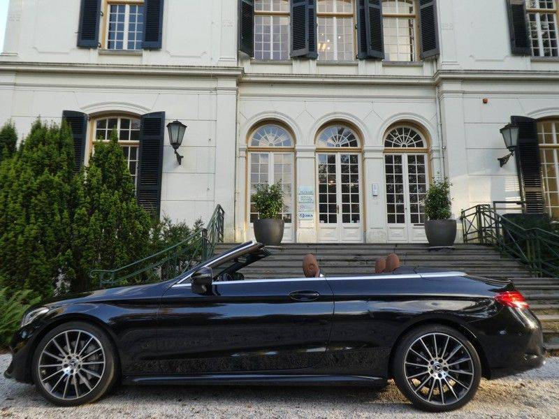Mercedes-Benz C300 Cabrio afbeelding 10