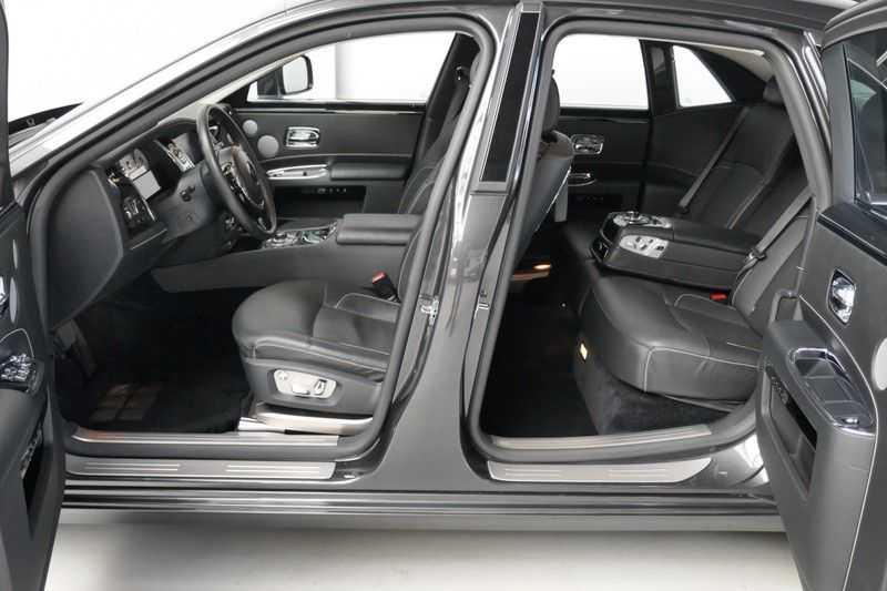 Rolls-Royce Ghost 6.6 V12 Massage-Geventileerde stoelen - DVD entertainment afbeelding 11