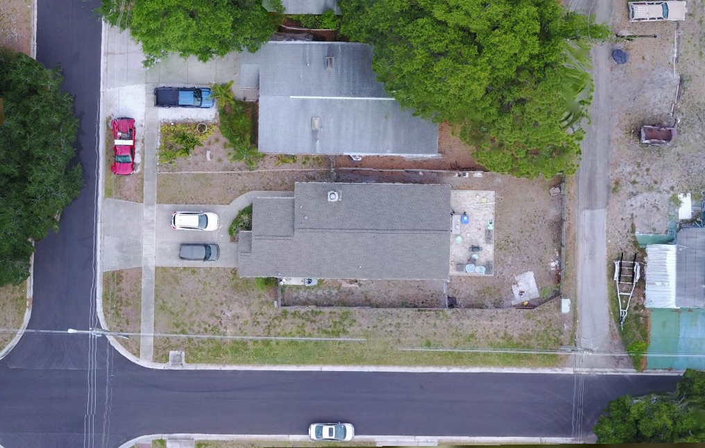 Aerials of my house