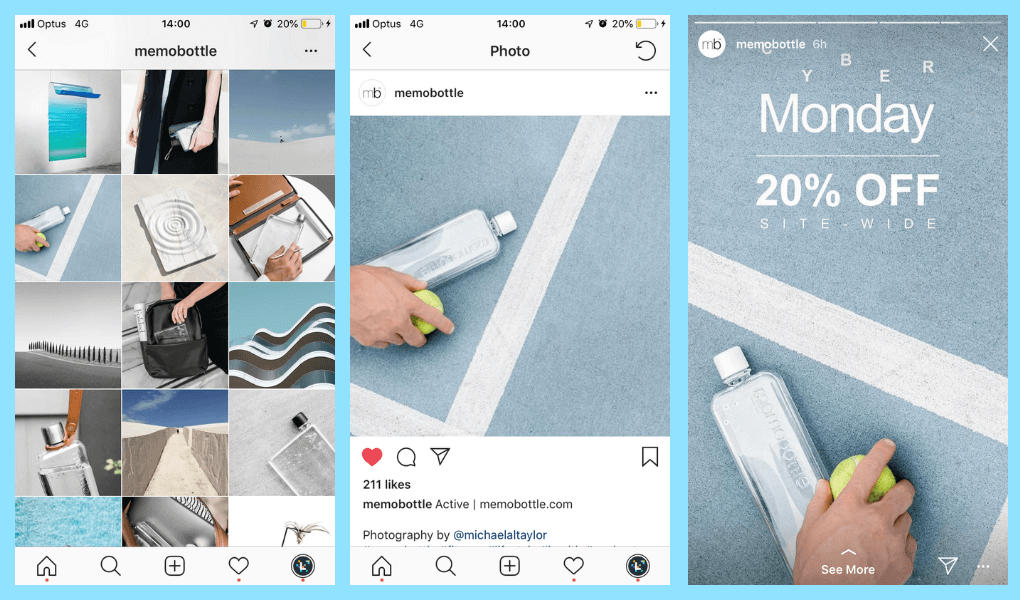MAKE USE OF INSTAGRAM STORIES