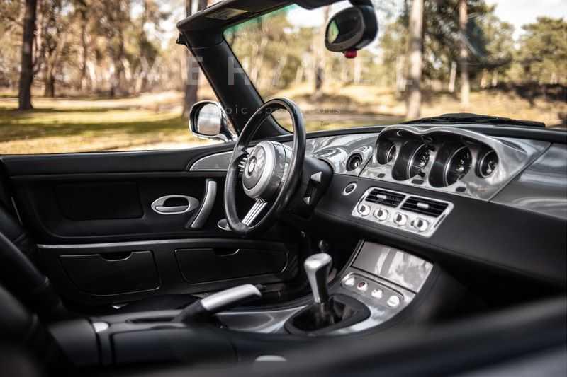 BMW Z8 5.0 // Hardtop // Titansilber afbeelding 14