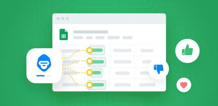 Keyword Analysis Using Google Sheets