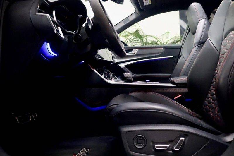 Audi RS6 4.0 TFSI Quattro Dynamic Plus|Carb|Keramisch |VOL afbeelding 14