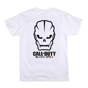 Call Of Duty Black Ops 3 Men's White T-Shirt