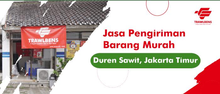 Jasa Pengiriman Barang Murah di Duren Sawit, Jakarta