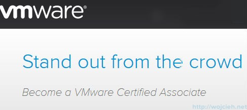 VMware Certified Associate Logo