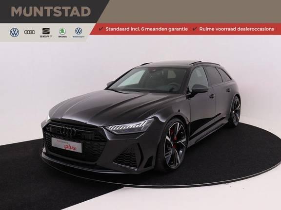 Audi RS6 Avant TFSI quattro | 4-wiel besturing | Gelimiteerd slipdifferentieel | Keramische remschijven | Bang & Olufsen Premium soundsystem |